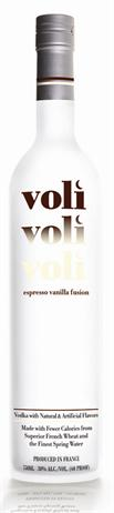 Voli Vodka Espresso Vanilla Fusion